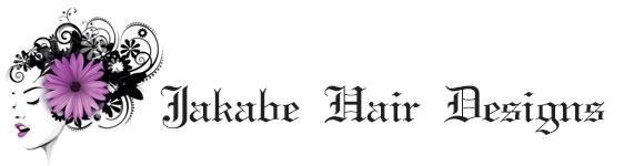 Jakabe Hair Designs Logo