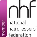 A Member of National Hairdressers Federation