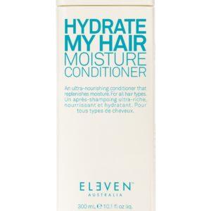 hydrate my hair moisture conditioner 300ml Eleven Australia