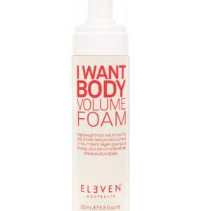 i want body volume foam 200ml DS