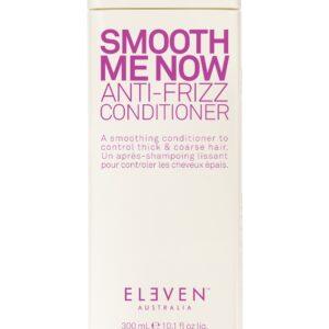 smooth me now anti-frizz conditioner 300ml Eleven Australia